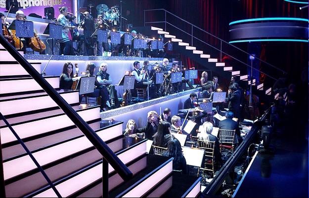 La symphonique, vendredi tout est permis, orchestre deluxe prestigieux et haut de gamme